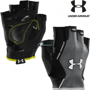Перчатки для фитнеса UNDER ARMOUR Men's CTR Trainer HF Gloves