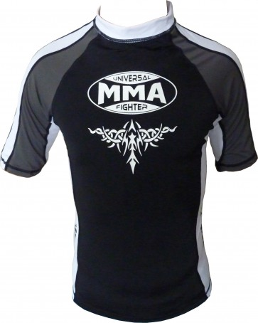 Рашгад MMA  SCORPIO WHITE/RED