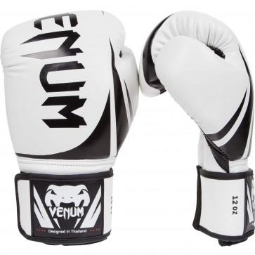Боксерские перчатки Venum Challenger 2.0 White