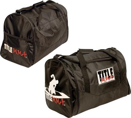 4106ec7165ed Спортивная сумка TITLE MMA Individual   Viasport