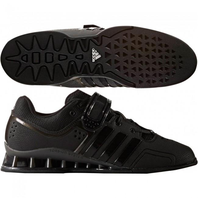 34903e60d8b4d8 Штангетки adidas adiPower Weightlifting Black BA7923 | Viasport