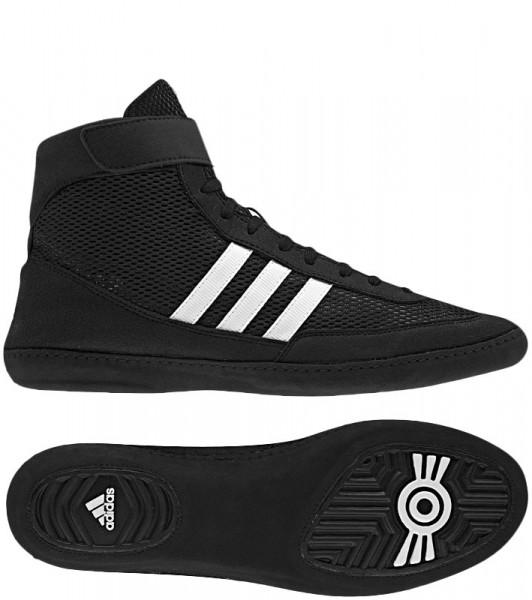 8b34e726513e9e Борцовки Adidas Combat Speed 4 черные, купить обувь для борьбы