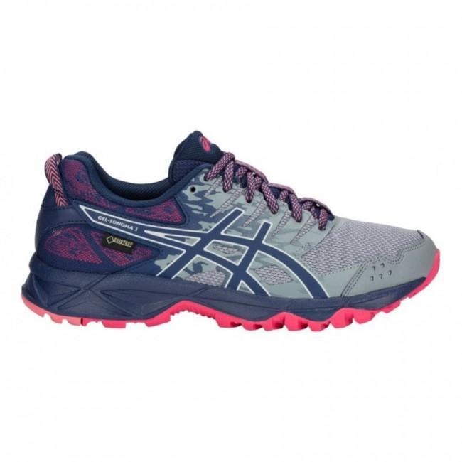 Кроссовки для бега женские ASICS GEL-SONOMA 3 G-TX T777N - 020 2de24e170028d