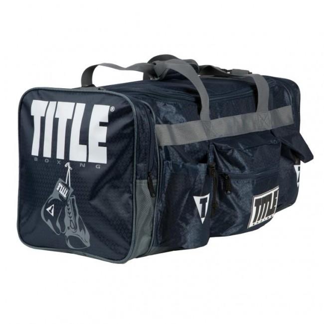 f59ef4a407e5 Спортивная сумка для экипировки TITLE Deluxe Gear Bag 2.0 | Viasport