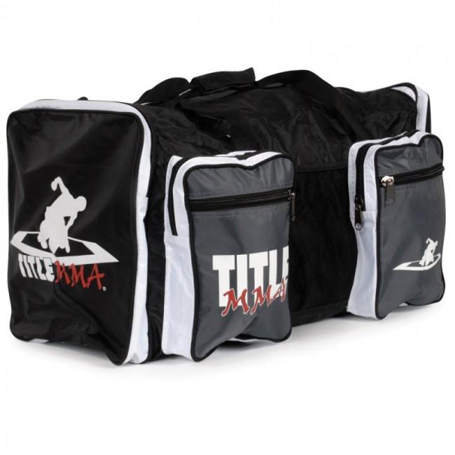 01aa9c385d6e Спортивная сумка TITLE MMA Mega   Viasport