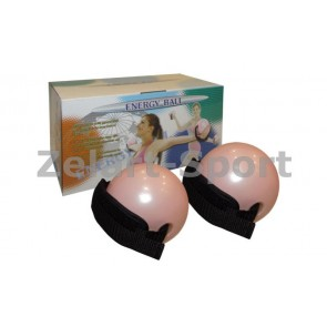 Мячи-утяжелители для фитнеса и пилатеса ENERGY BALL PS 030-1,5LB