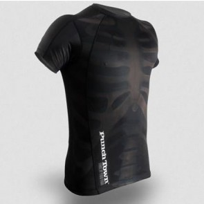 Рашгард PunchTown Fracture Rash Guard Short Sleeve