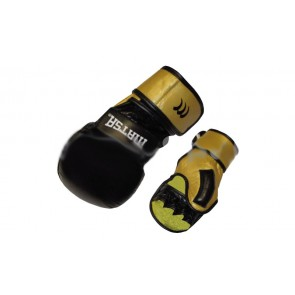 Перчатки для смешанных единоборств MMA Кожа MATSA ME-2011