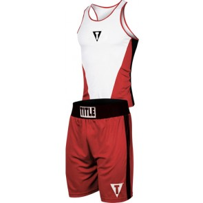 Форма для любительского бокса TITLE