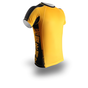 Рашгард PunchTown Ode To Dragon Rash Guard Short Sleeve