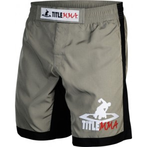 Шорты TITLE MMA Quad-Flex Beatdown Fight