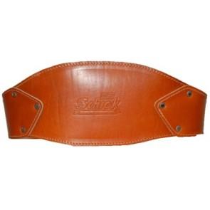 Пояс кожаный с цепями для утяжелителей SCHIEK Genuine Leather Dipping Belt 5008L