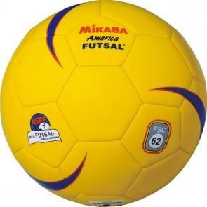 Футзальный мяч Mikasa FSC62-YLW