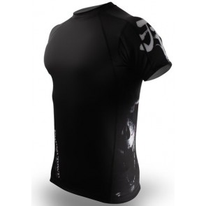 Рашгард PunchTown Deranged Rash Guard Short Sleeve