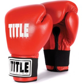 Перчатки для бокса TITLE Boxing Eternal Pro Training