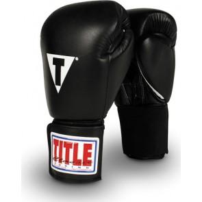 Боксерские тренировочные перчатки TITLE Classic Mexican