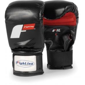 Боксерские перчатки для работы на снарядах Fighting Sports