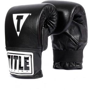 Снарядные перчатки TITLE Boxing Traditional