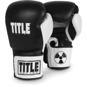 Снарядные боксерские перчатки TITLE Fury Bomber