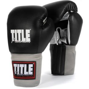 Боксерские перчатки для спаррингов/тренировочные Title Platinum Paramount