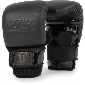 Снарядные перчатки TITLE BLACK Pro