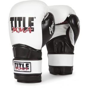 Боксерские перчатки для смешанных единоборств TITLE MMA Attack