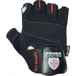 Перчатки для фитнеса GET POWER