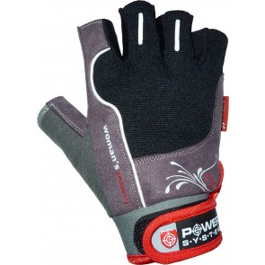 Женские перчатки для фитнеса WOMAN'S POWER