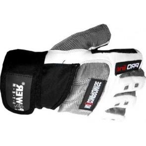 Перчатки для фитнеса NO COMPROMISE с напульсником