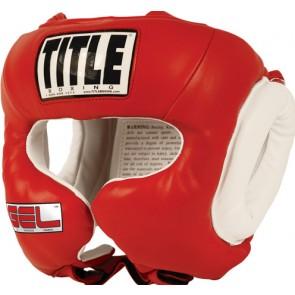 Шлем TITLE GEL® World Traditional Training Headgear