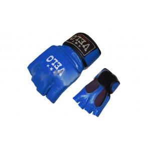 Перчатки для смешанных единоборств MMA Кожа VELO ULI-4018