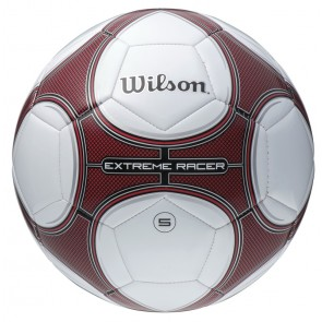 Футбольный мяч Wilson EXTREME RACER RED SZ 5 SS14