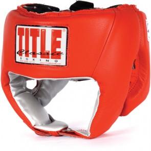 Боксерский шлем TITLE Classic Amateur Competition