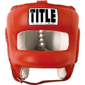 Шлем для бокса/единоборств TITLE Boxing Face Protector