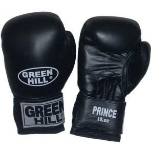 """Кожаные боксерские перчатки """"PRINCE"""""""