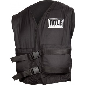 Жилет-утяжелитель TITLE Boxing 40 LBS Power Weighted Vest 18 кг