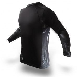 Рашгард PunchTown Chainz Rash Guard Long Sleeve