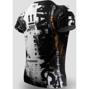 Рашгард PunchTown Apocalypse Rash Guard Short Sleeve
