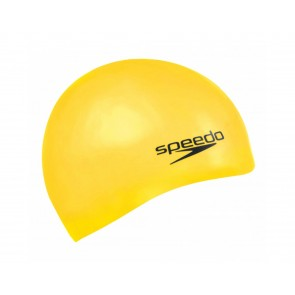 Шапочка для плавания SPEEDO 870984 PLAIN MOULDED SILICONE CAP