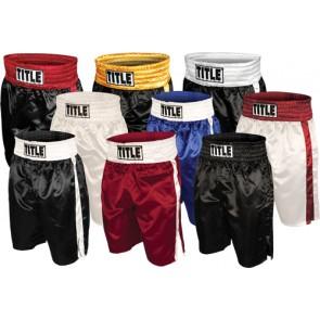 Боксерские шорты TITLE Professional Boxing