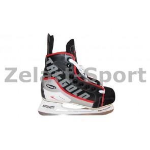 Коньки хоккейные PVC TG-H091R-36