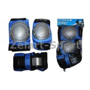 Защита спортивная наколенники, налокот., перчатки KEPAI LP-302