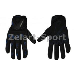 Мотоперчатки текстильные SCOYCO MC10-BKB