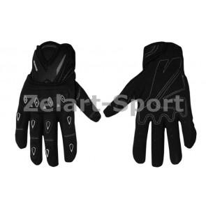 Мотоперчатки текстильные SCOYCO MC10-BW