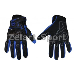 Мотоперчатки текстильные SCOYCO MC23-BKB