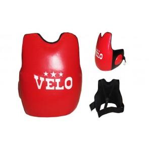 Защита груди (жилет) одностор. PVC VELO VL-3050