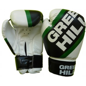 Боксерские перчатки Passion Green Hill