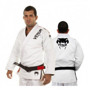 Кимоно Venum Absolute BJJ GI - White