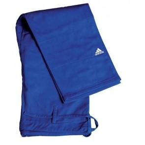 Штаны для дзюдо  Adidas JT275 (синие)