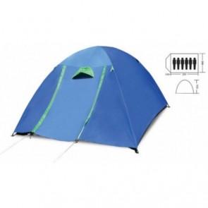 Палатка 6-и местная SY-017 с тентом
